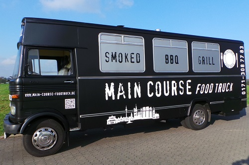 Main Course Foodtruck